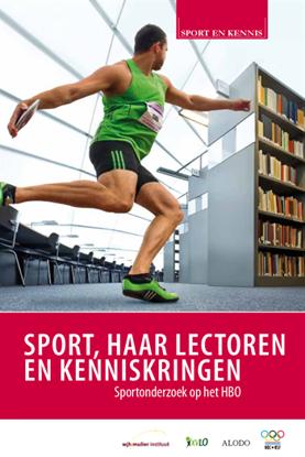 Afbeeldingen van Sport, haar lectoren en kenniskringen